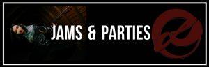 Jams and Parties Titel HP